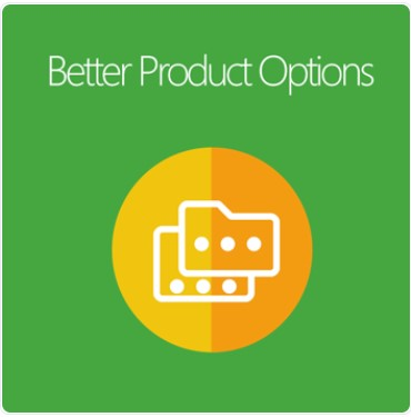Magento 2 custom product options extension