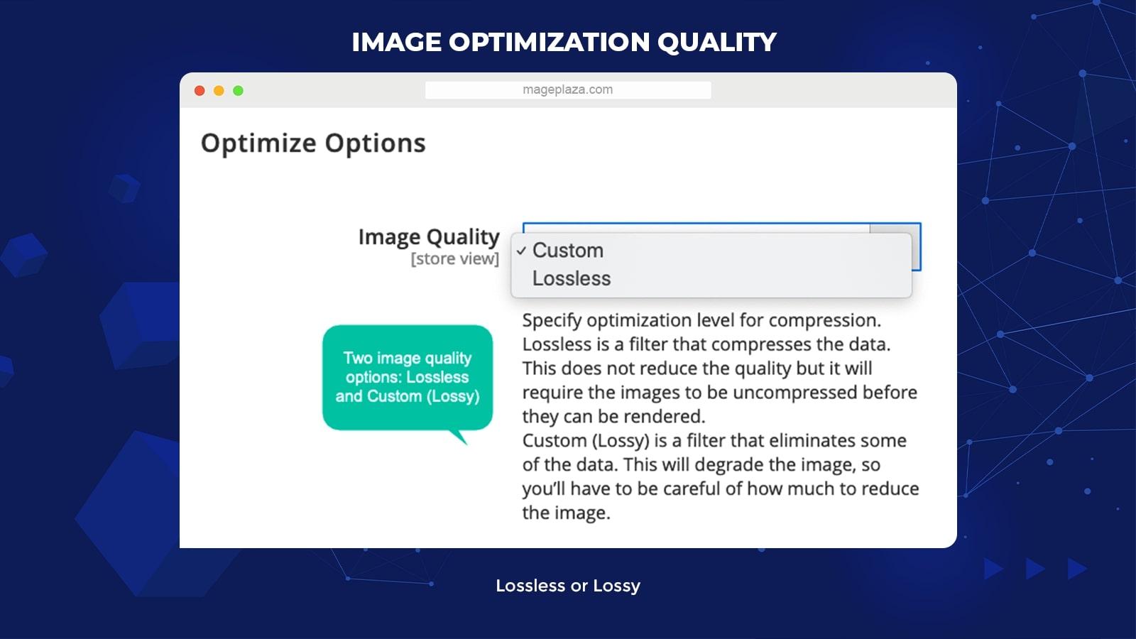magento 2 image optimizer extension