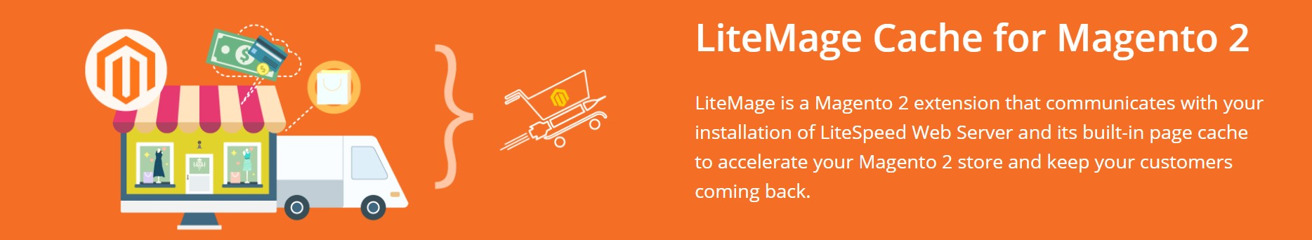 Magento 2 LiteMage Cache extension