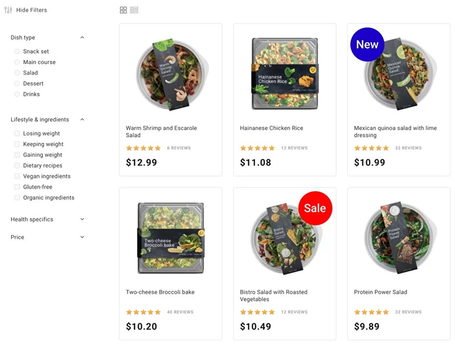 Magento 2 promotions module