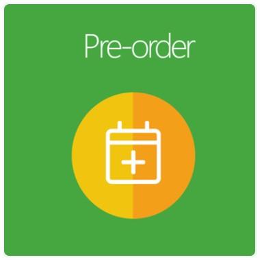 Magento 2 preorder extension