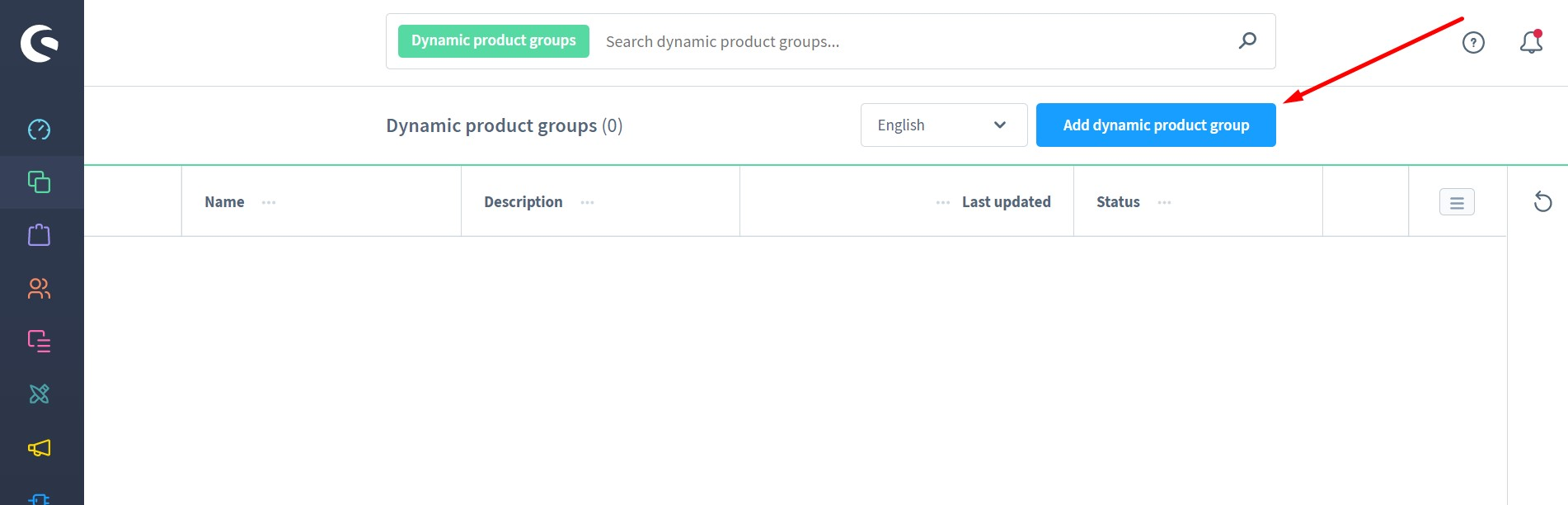 Shopware 6 dynamic product groups