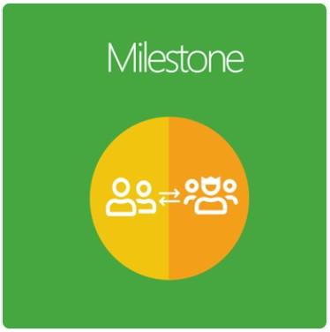 magento 2 Milestone extension