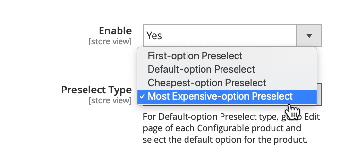 magento 2 configurable products extension