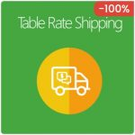 Magento 2 Table Rate Shipping Extension by Mageplaza