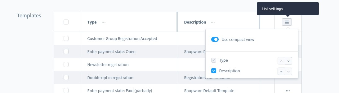 shopware 6 email templates