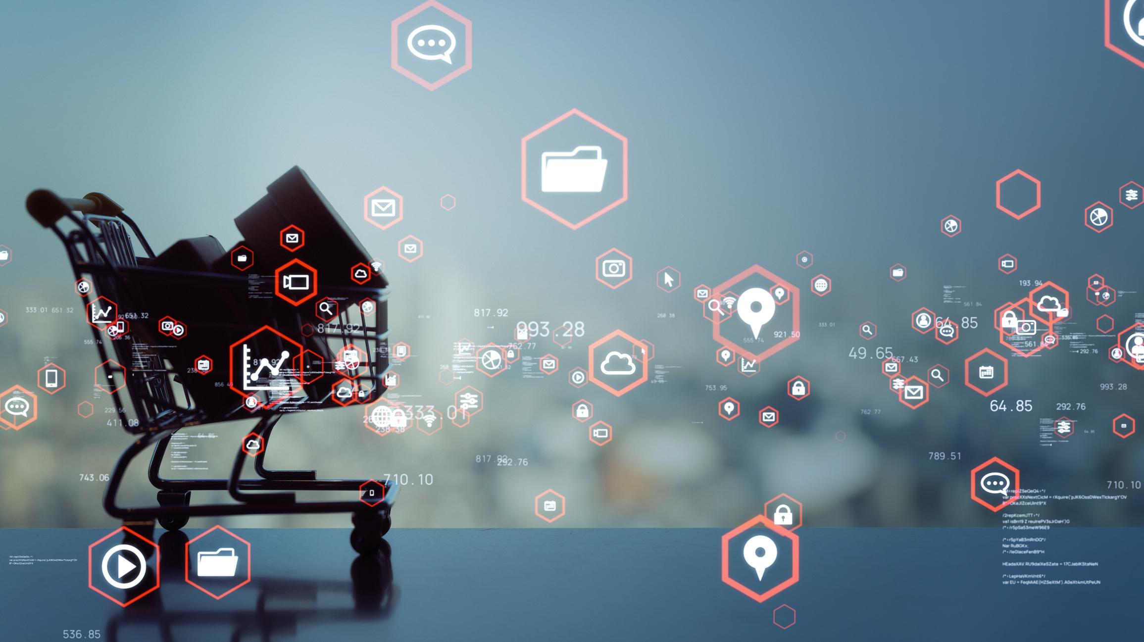 ecommerce trends; digital sales; online shopping