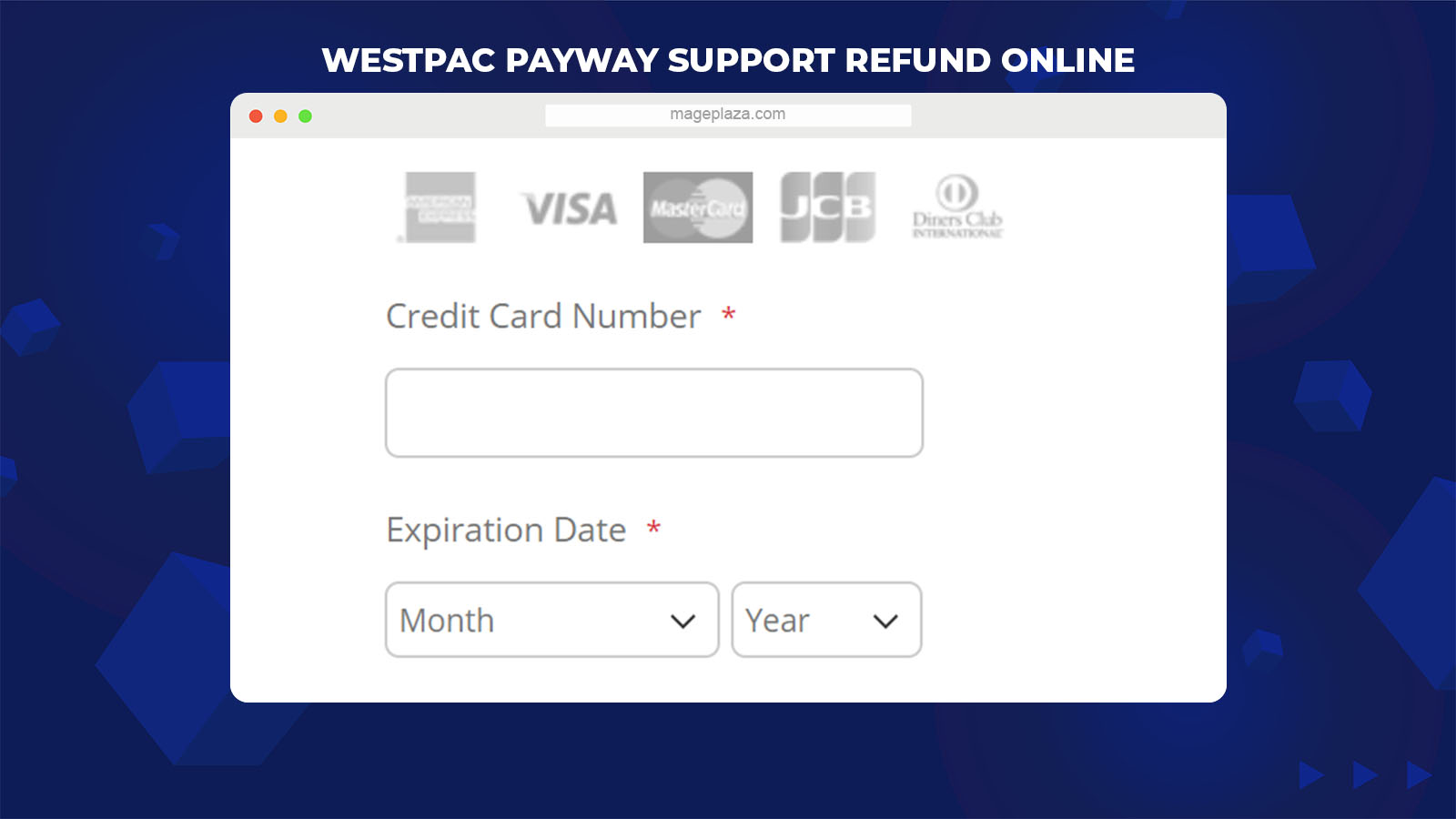 Magento 2 westpac payway extension