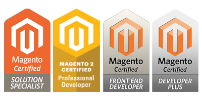 Magento 2 Extensions developed by Certified Magento Developers