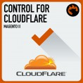 Control for CloudFlare® - Magento 2