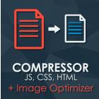 JS & CSS Compressor + Image Optimization (M1)