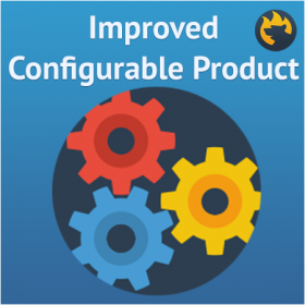 improved configurable product options pre-select magento
