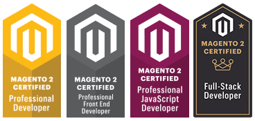 Firebear Developer Magento Certificates